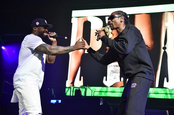 Snoop Dogg将加入50 Cent监制的题材美剧Black Mafia Family