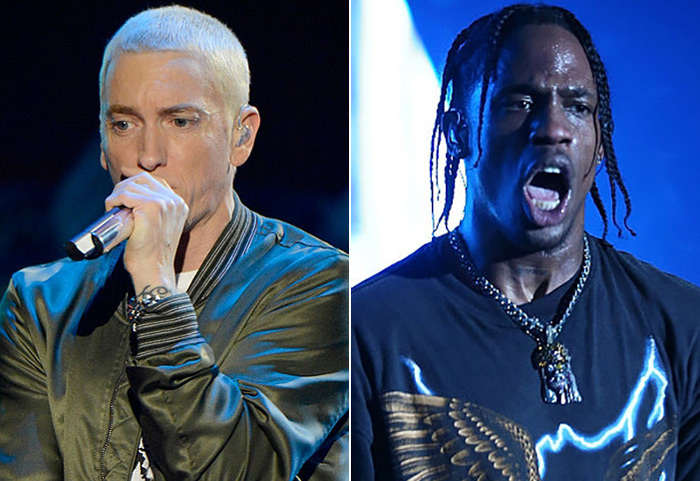 Eminem会出现在Travis Scott的Astroworld音乐节上吗