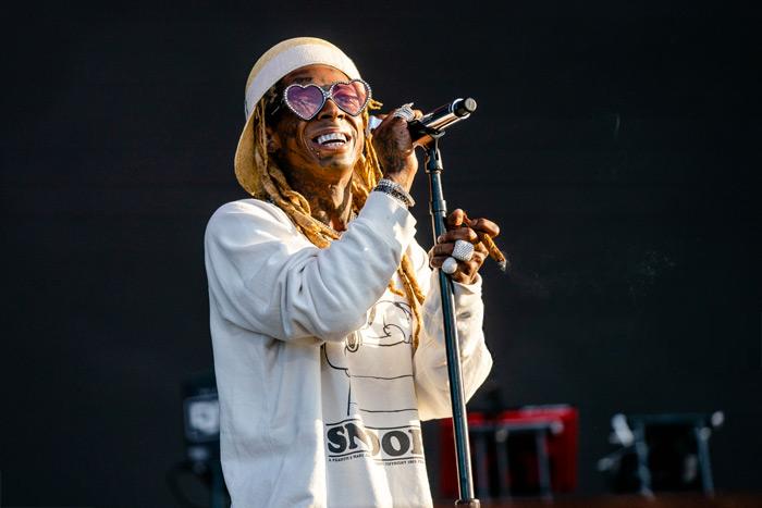 大日子,Lil Wayne结婚了