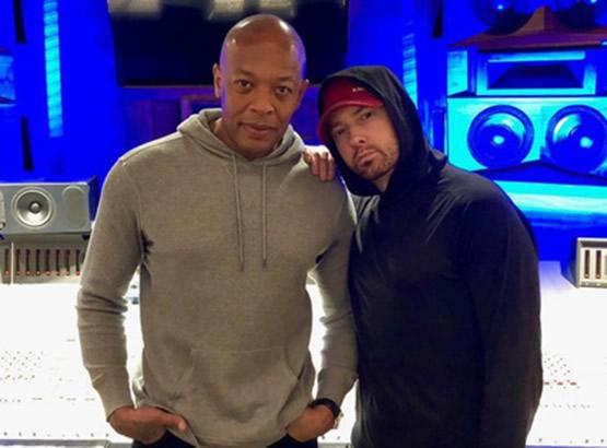 Dr.Dre:对Eminem的高度评价