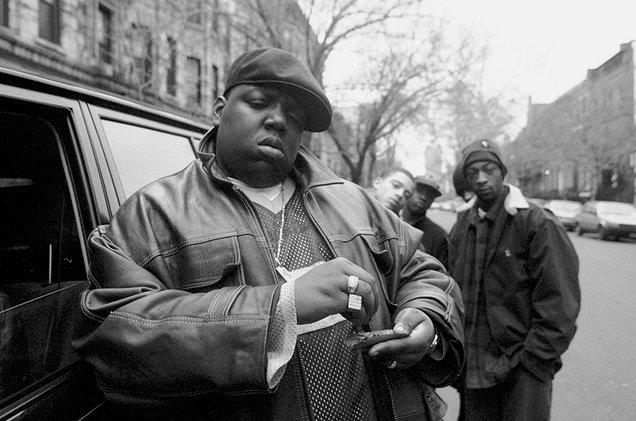 已故传奇The Notorious B.I.G. 的第一部官方纪录片预告..
