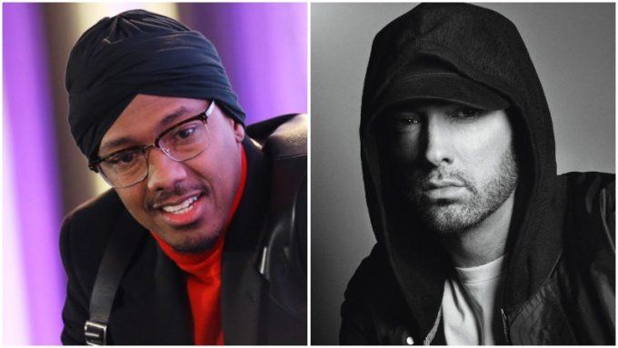 Nick Cannon:我和Eminem的Beef不是真的