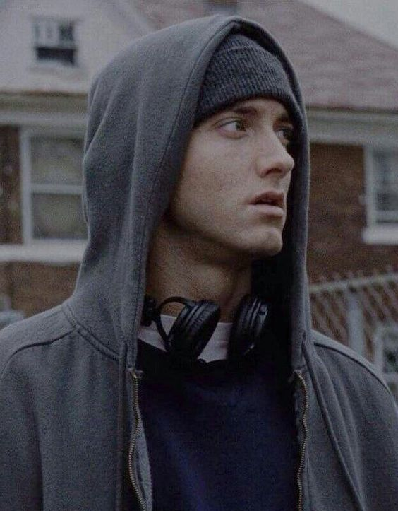 Eminem谈买到Nas的Illmatic卡带感受