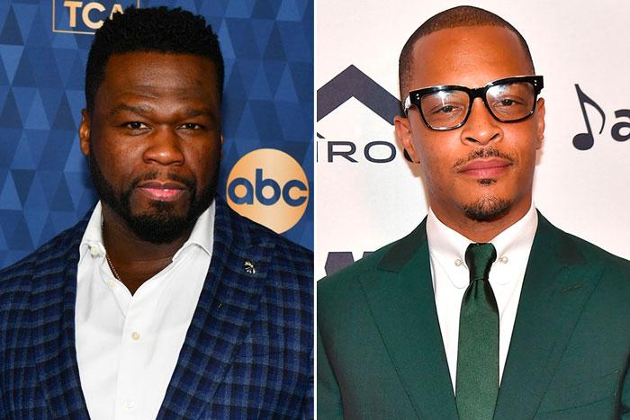 T.I.挑战50 Cent来场Verzuz Battle