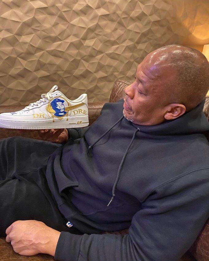 Dr.Dre女儿没生活费,众筹度日