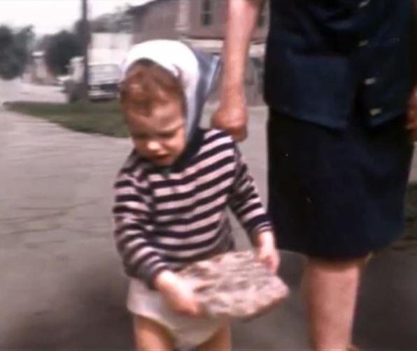 罕见Eminem阿姆照片,不知道当时阿姆妈妈 Debbie 怎么想
