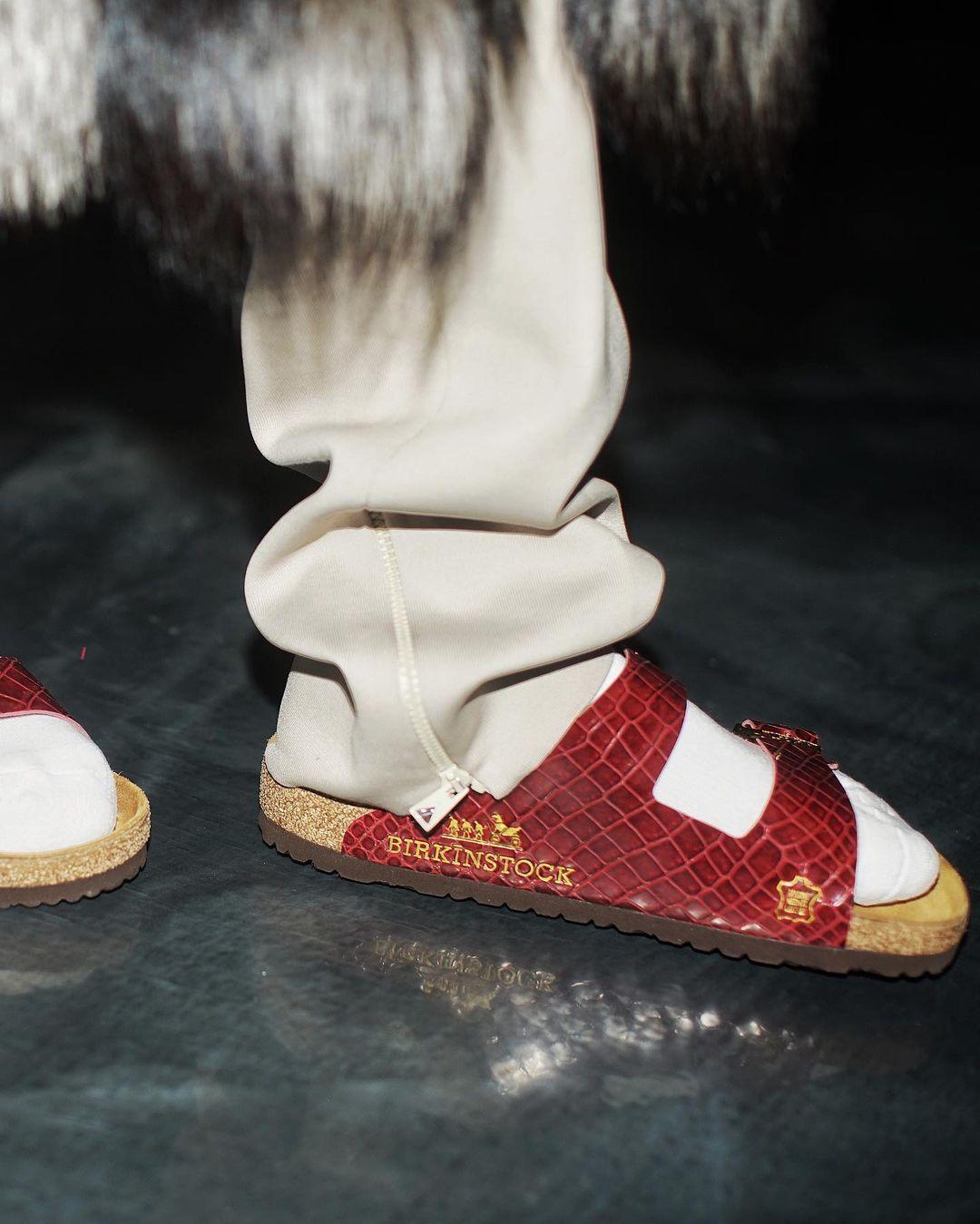 Future穿的这双拖鞋价值23万元..