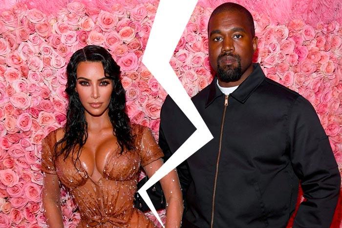 Kanye West因为总统选举最终耗掉和卡戴珊婚姻 (报道)