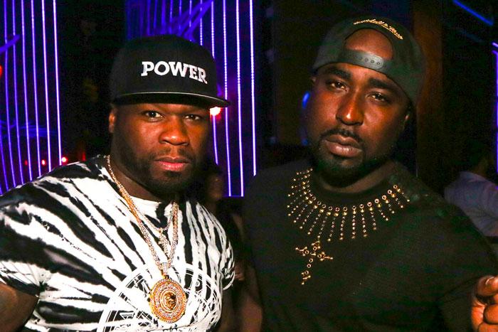 Young Buck:我和50 Cent的Beef是精心策划的
