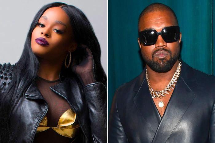 Azealia Banks想和Kanye West约会,少儿不宜