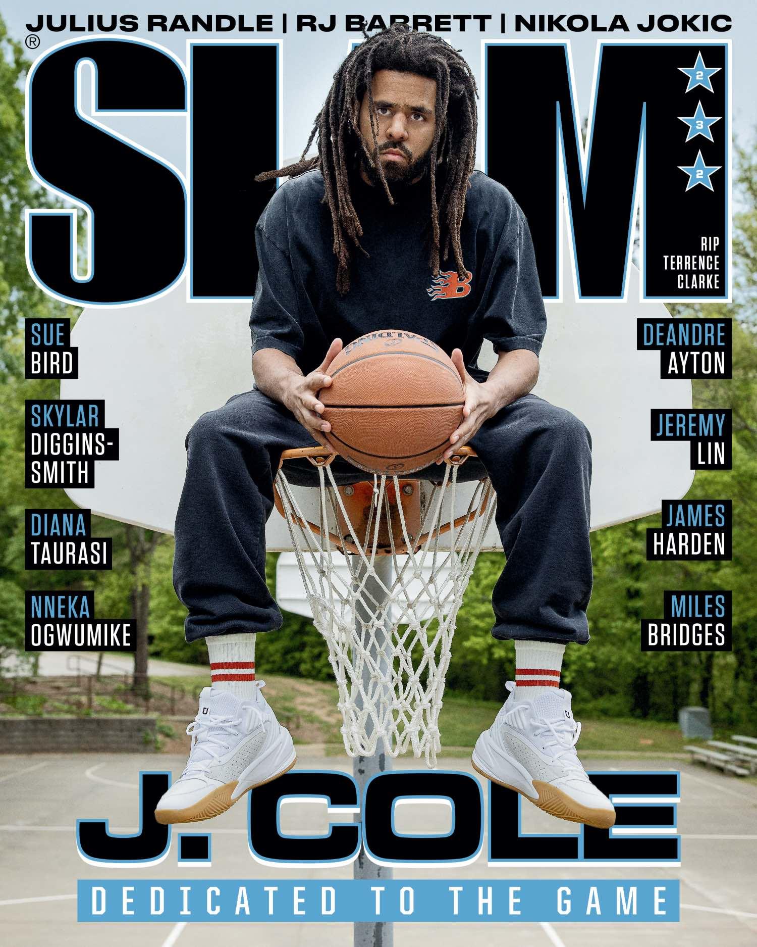 J.Cole谈是否退休