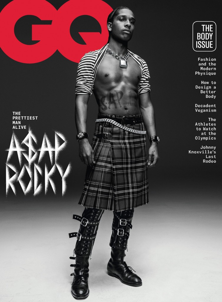 """第一次表态,A$AP Rocky:Rihanna是""""我的至爱"""""""