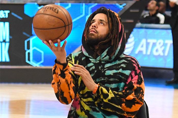 J.Cole篮球梦成真,将远赴非洲打篮球联赛