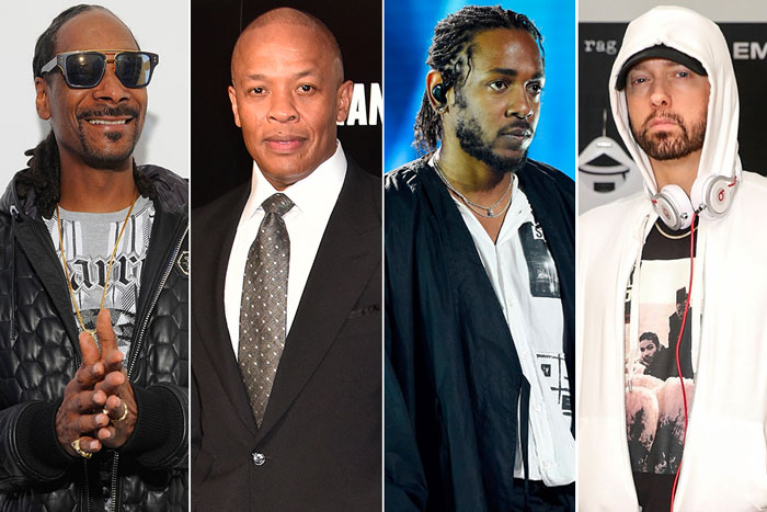 2022年超级碗中场秀会看到:Snoop Dogg和Eminem,Dr.Dre,50 Cent, Kendrick  Lamar表演吗?