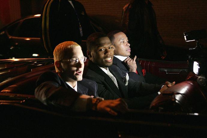50 Cent谈新专辑9月发行,Eminem会不会在上面?
