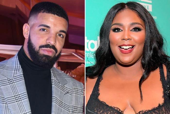 Drake在Lizzo调情他后联系过她