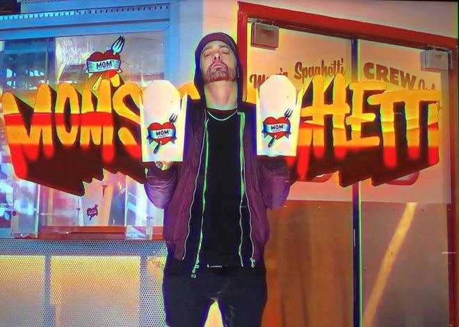 Eminem底特律Moms Spagetti的快餐店即将开业