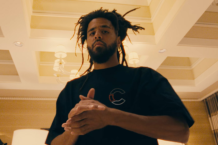 J.Cole新歌Heaven's EP. 里回应他在Drake和Kendrick Lamar后面