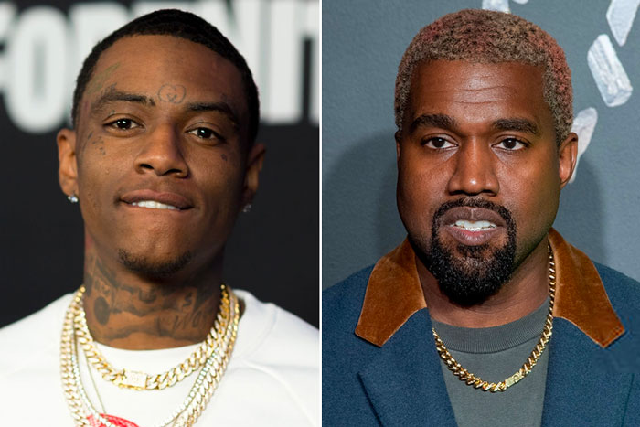 Soulja Boy要和Kanye West打一架