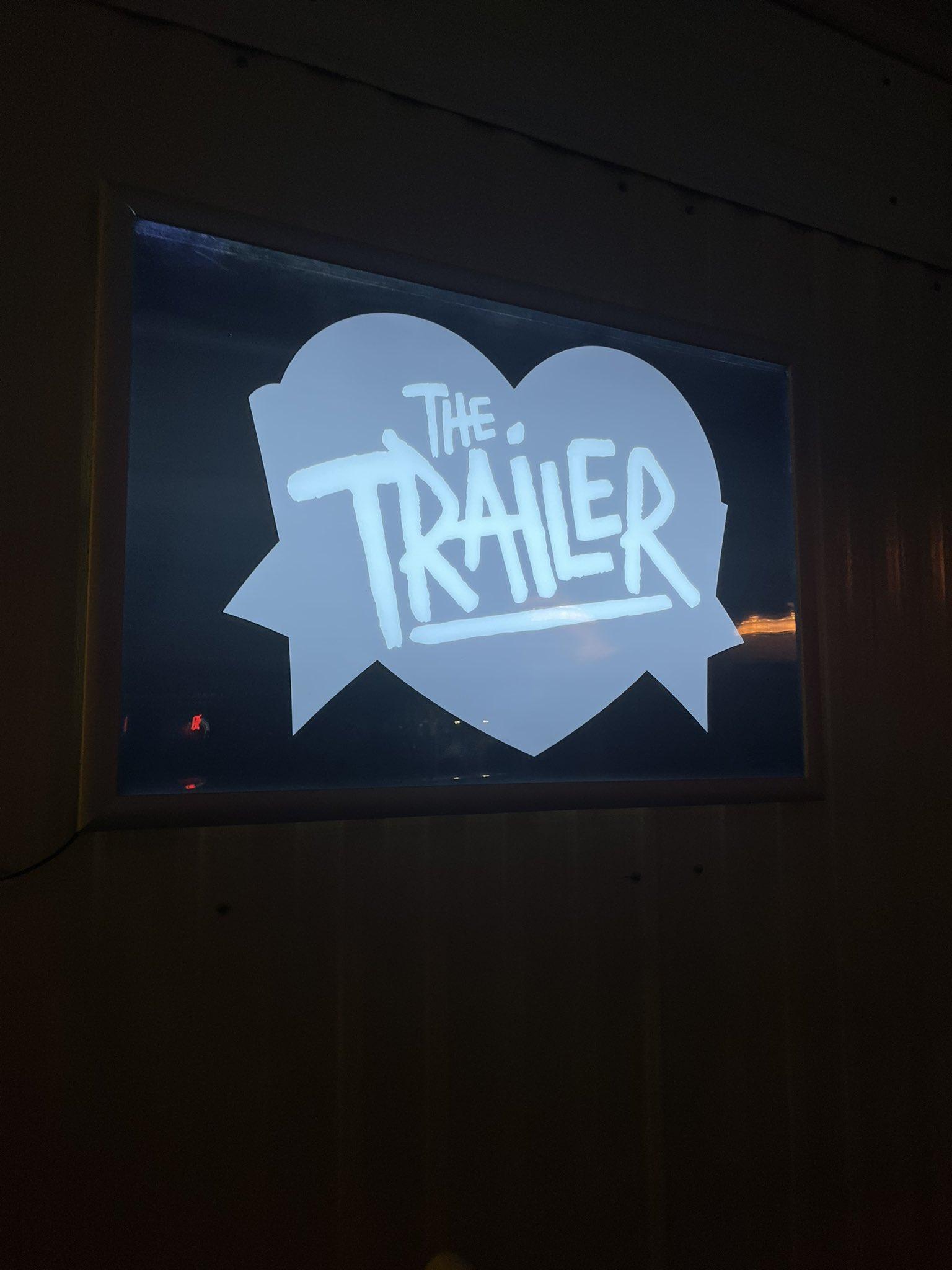 "Eminem的""The Trailer""拖车参观一下"